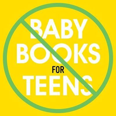 baby books for teens